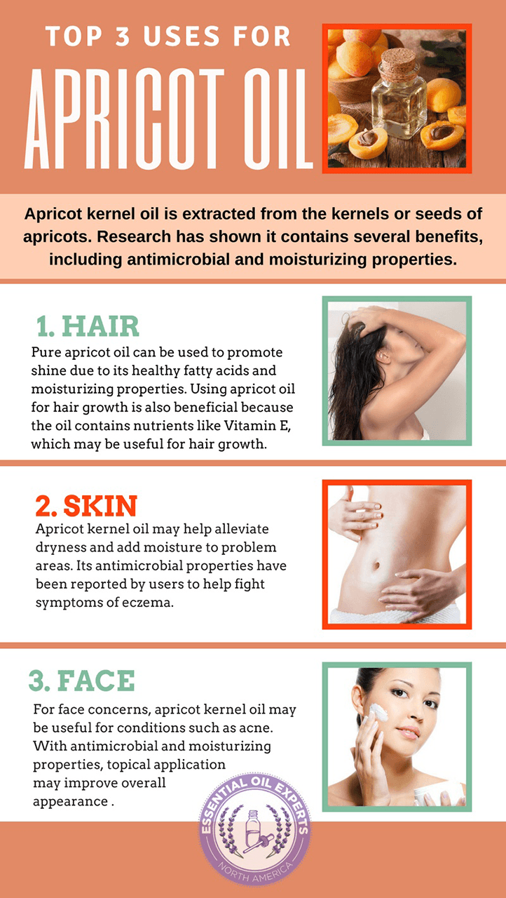 Apricot Oil: Benefits for Hair, Skin, Face, and Where to Buy | EssentialOilExperts.com