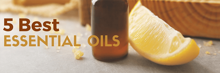 The best essential oils to have around the house.