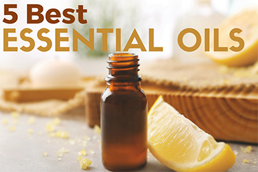 The 5 Best Essential Oils & How to Use Them