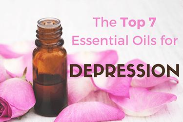 Top 7 Essential Oils for Depression, Mental Health, Postpartum & Mood Swings