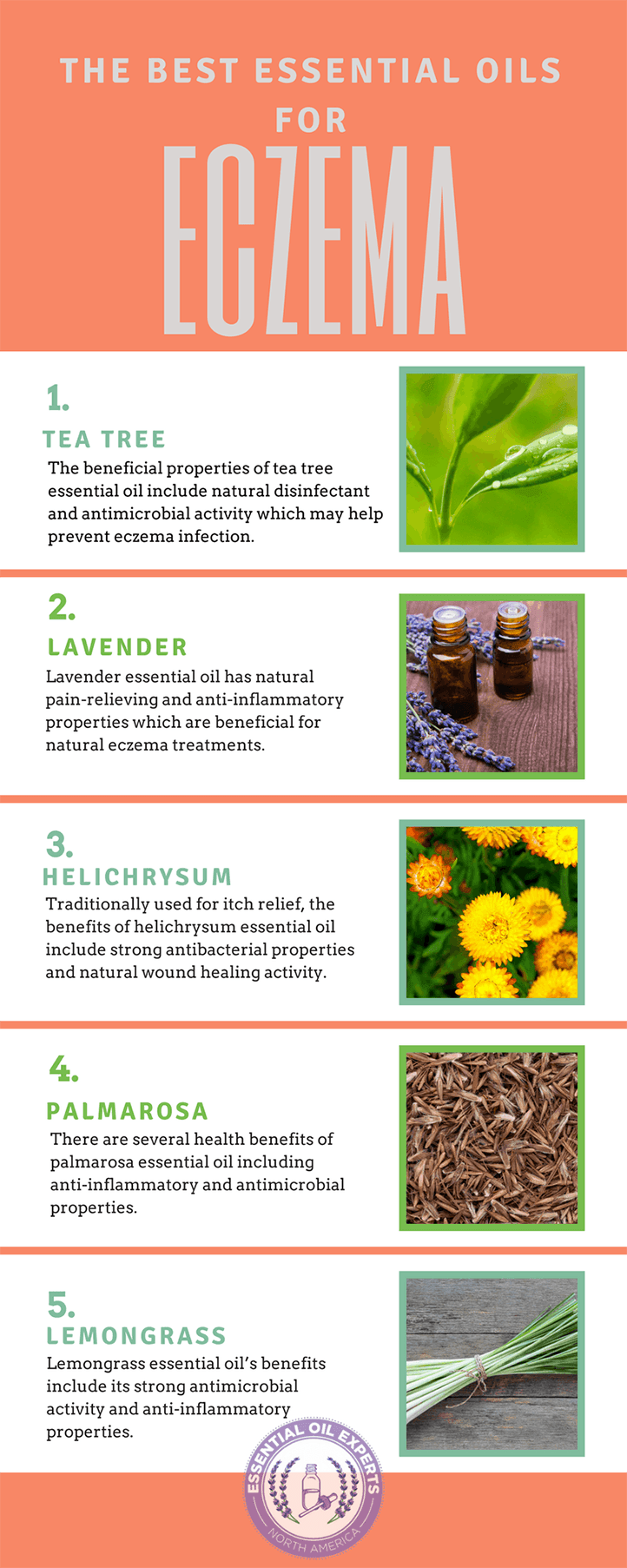 Best Essential Oils for Eczema | EssentialOilExperts.com