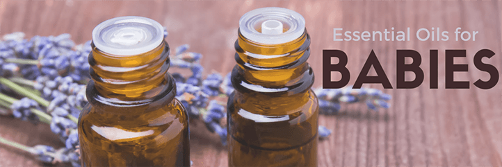 The top essential oils for teething babies and calming essential oils for babies sleep.