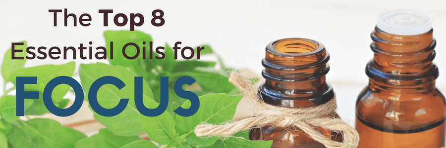 The best focus essential oil and natural remedies for energy and alertness.