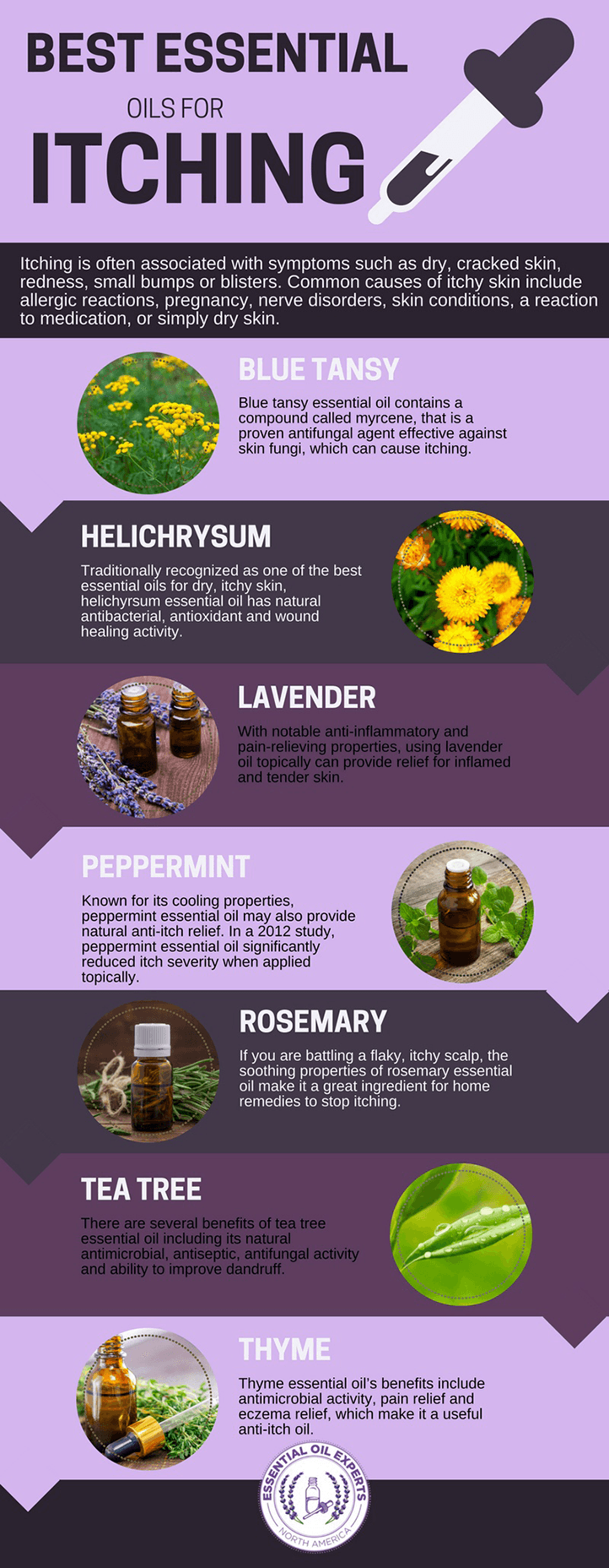 7 Best Essential Oils for Itching | EssentialOilExperts.com