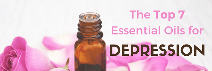 what essential oils are good for depression?