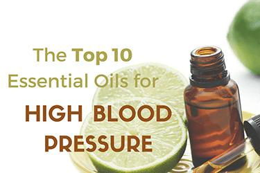 natural ways to reduce blood pressure, essential oils blood pressure