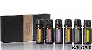 Kis essential oils therapeutic grade