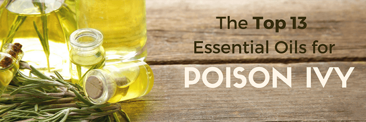 what essential oil is good for poison ivy? Natural remedies for poison ivy