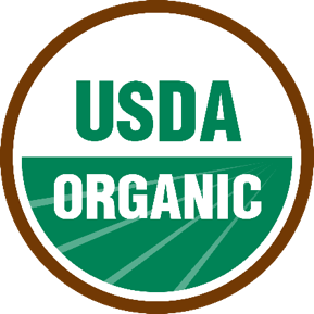 USDA Certified Organic essential oils